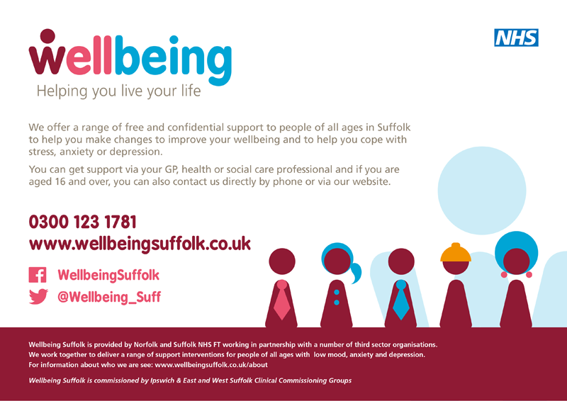 Wellbeing Suffolk